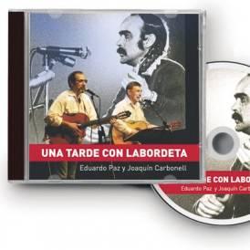 CD Una tarde con Labordeta